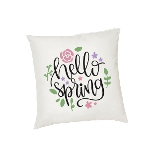 Spring Decor Cushion Cover buy at Florist