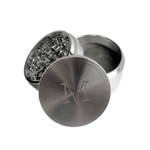 Aluminum Grinder - Silver buy at Florist