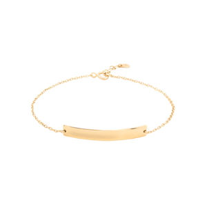 Bar Bracelet Gold buy at Florist