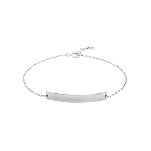 Bar Bracelet Silver buy at Florist