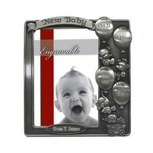 birth-record-photo-frame buy at Florist