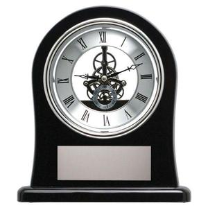 black-skeleton-clock-award-8-3-8-x-9-5-8 buy at Florist