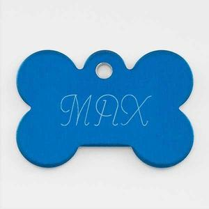Blue Bone Pet Tag buy at Florist