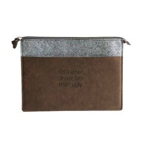 faux-leather-travel-pouch buy at Florist