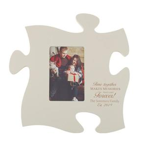 ivory-puzzle-piece-photo-frame buy at Florist