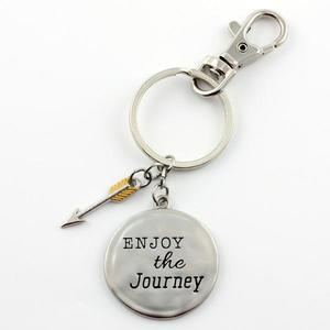 Keychain Enjoy the Journey buy at Florist