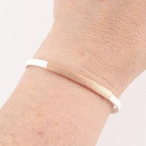 Medical Stainless Steel Stretch Bracelet buy at Florist