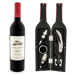 large-wine-bottle-accessory-set buy at Florist