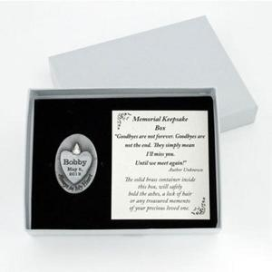 memorial-keepsake-ashes-box buy at Florist