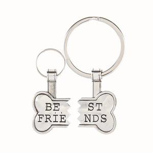 Pet Tag Breakaway BFF Keychain Set buy at Florist