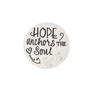 Pocket Token Hope Anchors The Soul buy at Florist