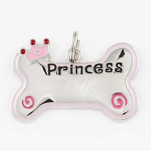Princess Pet Tag buy at Florist