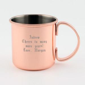 SS Copper Plated Mug buy at Florist