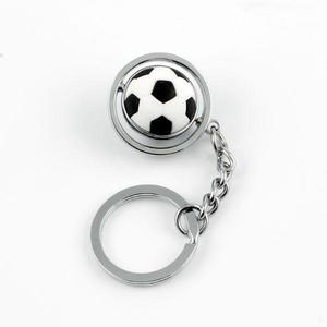 Spinning Soccer Ball Keychain buy at Florist
