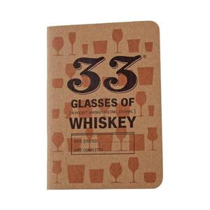 Taste book 33 glasses of whiskey buy at Florist