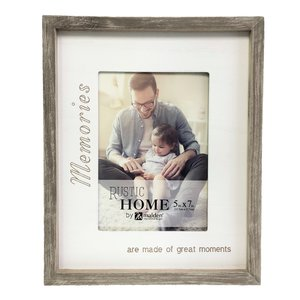 white-rustic-wood-frame-5x7 buy at Florist