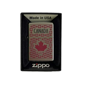 zippo-canada-red-leaf buy at Florist